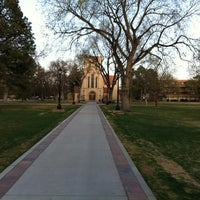 Photo taken at Colorado College by Russ W. on 3/27/2012