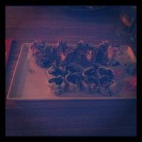 Photo taken at Makoto's Japanese Steak House & Sushi Bar by Katherine C. on 4/7/2012