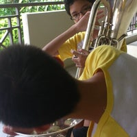 Photo taken at Whitley Secondary School by Kenichi on 6/21/2012