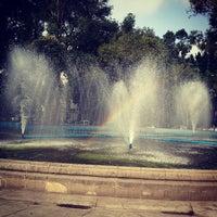 Photo taken at Plaza Luis Cabrera by Miroku L. on 7/31/2012