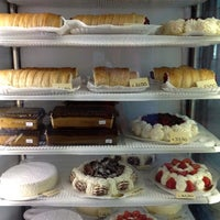 Photo taken at Pasticceria Olmea by Daniele D. on 6/27/2012