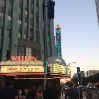 8/19/2012 tarihinde Pattie S.ziyaretçi tarafından The Wiltern'de çekilen fotoğraf