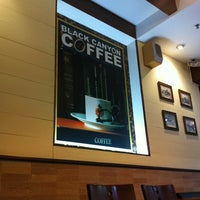 Photo taken at Black Canyon Coffee by @legally_oil S. on 3/29/2012