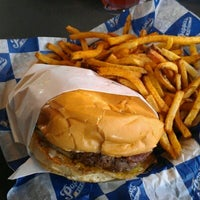 Photo taken at Pappas Burger by theChad on 4/8/2012