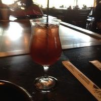 Photo taken at Fuji Japanese Steak House by Steven E. on 7/14/2012