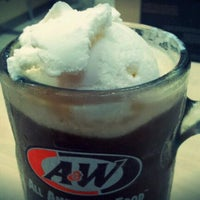 Photo taken at A&W by Xtreme on 3/25/2012