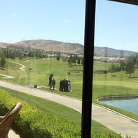 Photo taken at Rancho Vista Golf Club and Grill by Carl T. on 5/27/2012