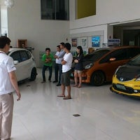 Photo taken at Honda Cars Global City by Jay N. on 3/31/2012
