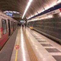 Foto tomada en Metro Plaza de Puente Alto por Ricardo B. el 4/14/2012