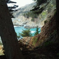 Photo taken at Pfeiffer Big Sur State Park by Bear G. on 3/26/2012