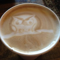 Photo taken at Fremont Coffee Company by Julianne G. on 3/3/2012
