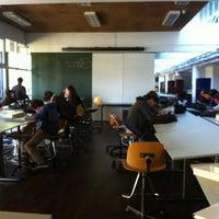 Photo taken at Faculdade de Arquitectura da Universidade de Lisboa by Elvira R. on 3/5/2012