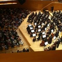 Photo taken at L'Auditori by Alejandro F. on 6/30/2012