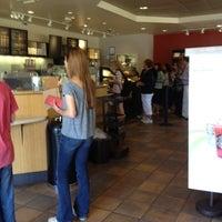 Photo taken at Starbucks by Alex D. on 7/15/2012