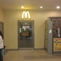 Photo taken at McDonald's by Дмитрий on 8/30/2012