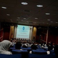 Photo taken at MAHSA Auditorium by Scha Y. on 6/8/2012
