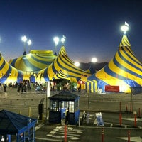 Photo taken at Ovo Cirque du Soleil by Shelly C. on 3/22/2012
