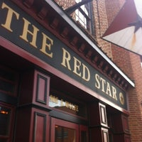 Photo taken at Red Star Bar & Grill by joezuc on 7/18/2012