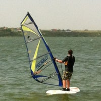 Photo taken at Windsurfing by Precup A. on 5/13/2012