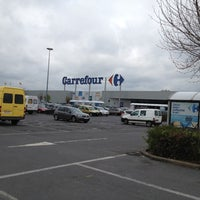 Photo taken at Parking Carrefour by Joel C. on 4/19/2012