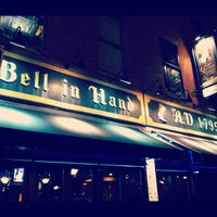 Photo taken at Bell In Hand Tavern by Andi N. on 4/25/2012