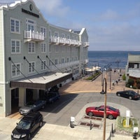 Photo taken at InterContinental The Clement Monterey Hotel by Chris H. on 5/15/2012