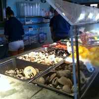 Photo taken at Joe's Lobster and Fish Mart by Candy J. on 6/6/2012