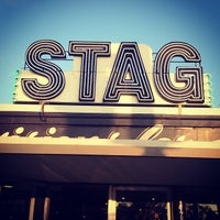 Photo taken at Stag by Pistachio Matt on 3/13/2012