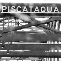 Photo taken at Piscataqua River Bridge by Amanda J. on 9/3/2012