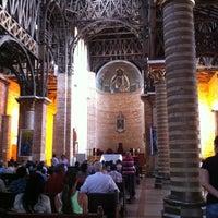 Photo taken at Catedral de Nuestra Señora de la Pobreza de Pereira by Niko V. on 5/22/2012