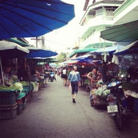 Photo taken at Mueang Mai Market by Gibberry M. on 8/11/2012