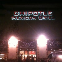 Photo taken at Chipotle Mexican Grill by Doug M. on 3/4/2012