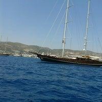 7/19/2012에 Emel K.님이 Halikarnas İskele에서 찍은 사진