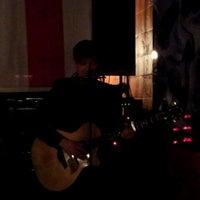 Photo taken at Status Quo Ante Lounge by Sasha S. on 3/28/2012