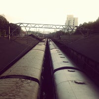 Photo taken at Matunga Railway Station by Sundeep V. on 5/25/2012
