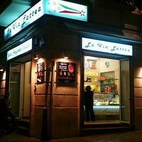 Foto tomada en Gelateria La Via Lattea por SergioHe_ el 9/1/2012