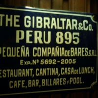 Photo taken at The Gibraltar & Co. by Guerrillero C. on 9/12/2012