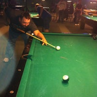 Photo taken at The Billiard Den by Amy J. on 2/25/2012