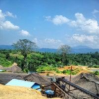 Photo taken at Lombong Manganese Ore, Aring 5 by Azhar M. on 9/3/2012
