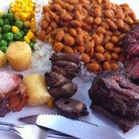 Photo taken at Prazer em Comer by Rafael M. on 8/3/2012