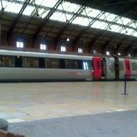 Photo taken at Platform 1 by Richard G. on 8/24/2012