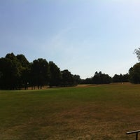 Photo taken at Lincoln Park Golf Course by Clifton P. on 7/7/2012