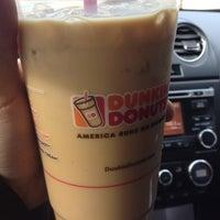 Photo taken at Dunkin Donuts by Eddie R. on 2/19/2012