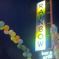 Photo taken at Rainbow Bar & Grill by Rick G. on 4/16/2012