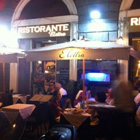 Photo taken at Ristorante Elettra by Skywalkerstyle on 9/6/2012