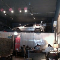 Photo taken at The Wormhole Coffee by JenGa on 7/26/2012