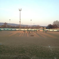 Photo taken at Cus Verona Rugby Club House by IsWrite on 3/10/2012