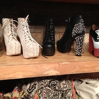 Photo taken at Urban Outfitters by Dasha B. on 6/30/2012