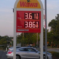 Photo taken at Wawa by Mark P. on 5/16/2012