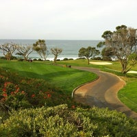 Photo taken at Monarch Beach Golf Links by Michael Q. on 2/21/2012